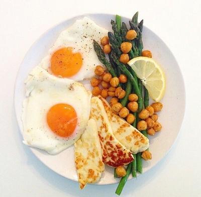 5. Penuhi Kebutuhan Protein
