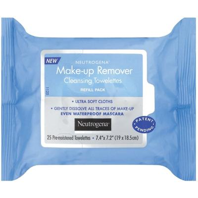 Neutrogena, Make Up Remover Cleansing Towelettes