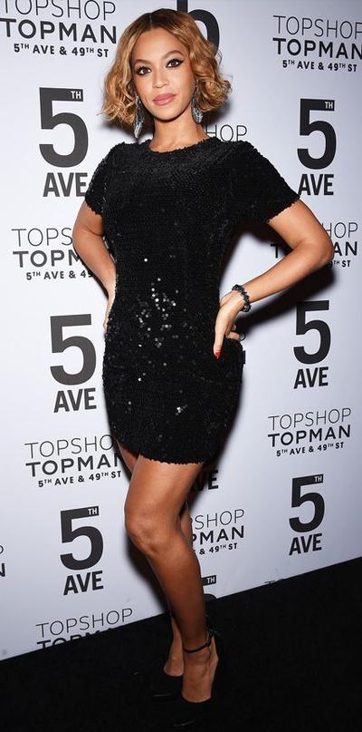 1. TOPSHOP x Beyonce