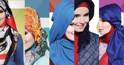 Mengenal 4 Jenis Bahan Pada Hijab