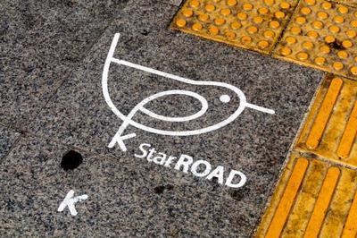 Keliling di K-Star Road yang Populer Berkat KPop