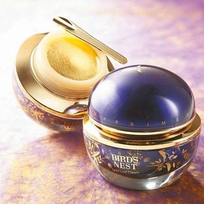 Holika Holika Bird's Nest Gold Leaf Cream