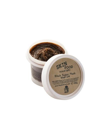 Skin Food Black Sugar Wash Off Mask