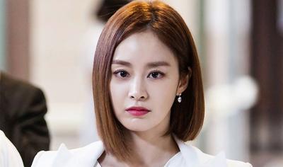 Yuk Tampil Chic Dengan Gaya Rambut Pendek Ala Aktris Korea Ini - Gaya rambut pendek ala korea