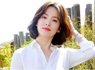 Yuk Tampil Chic Dengan Gaya Rambut Pendek Ala Aktris Korea Ini - Gaya rambut ala girlband korea