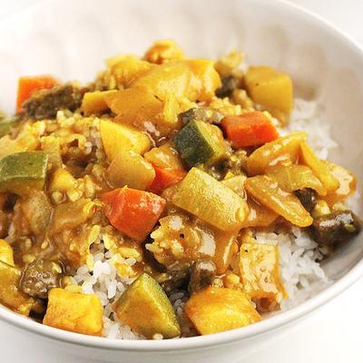Resep: Lezatnya Nasi Kari Korea