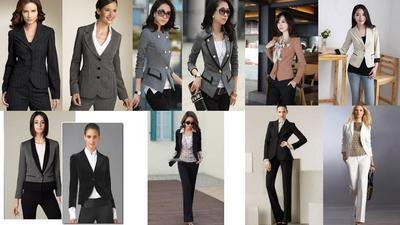 2. Pakaian Kerja Formal