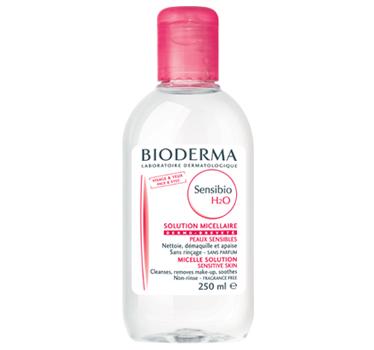 1. Bioderma Sensibio Micellar Water