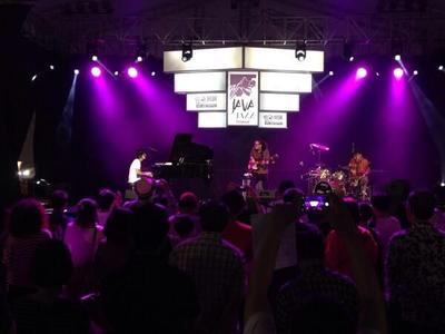 1. Jakarta Internasional Java Jazz Festival