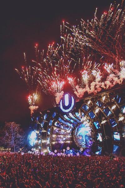 5. Ultra Music Festival