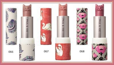 Paul & Joe Pony Cat Lipstick