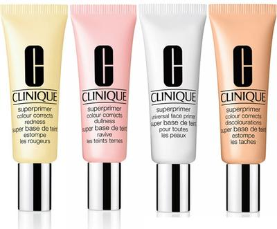 3. Clinuque Superprimer Colour Correct Dullness In Deeper Skins