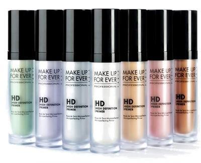 4. Make Up Forever High Definition Primer