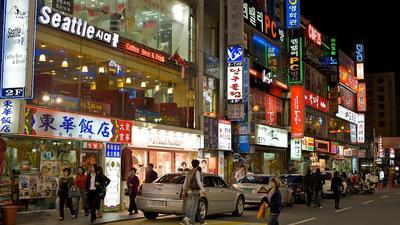 1. Dongdaemun Market