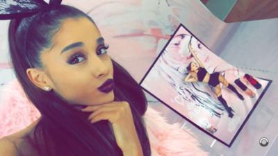 Ariana Tentang Kerjasama Dengan MAC