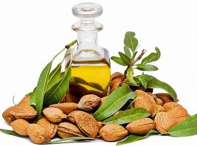 2. Minyak Almond