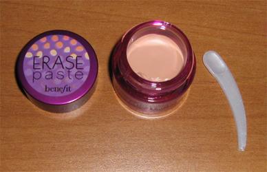 1. Benefit Cosmetics Erase Paste Concealer