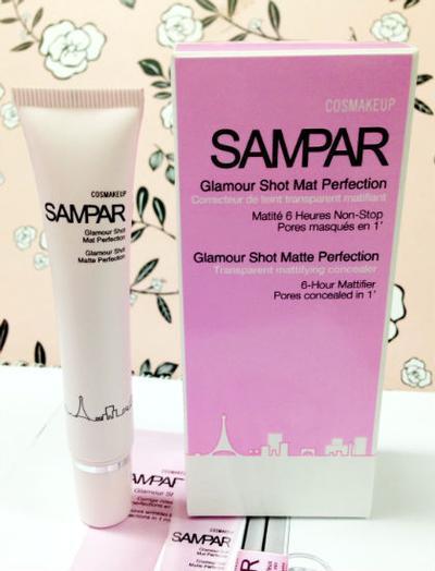2. Sampar Glamour Shot Matte Perfection