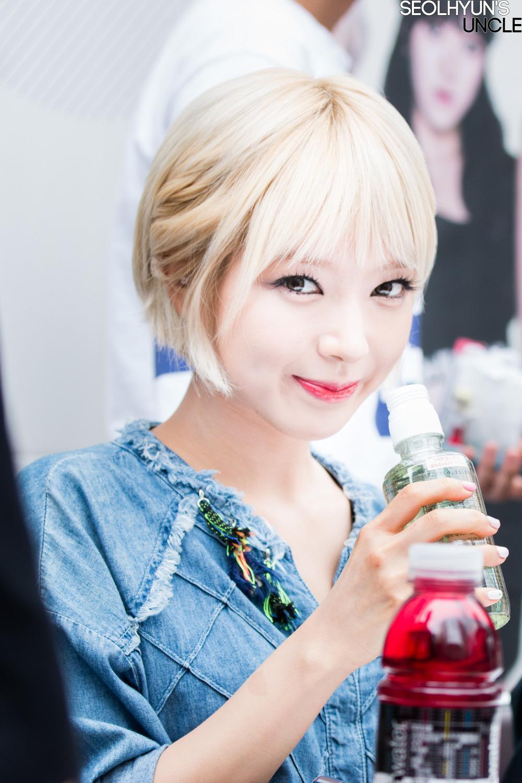 Tren Rambut Ala Choa AOA IU Hyeri Girls Day Life - Gaya rambut ala girlband korea