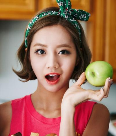 Hyeri Girl's Day Geser Posisi Suzy Sebagai Ratu Iklan