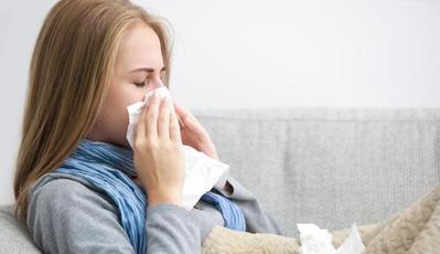 Tips Agar Tidak Mudah Terserang Flu