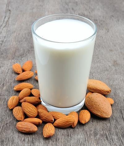 2. Almond Milk