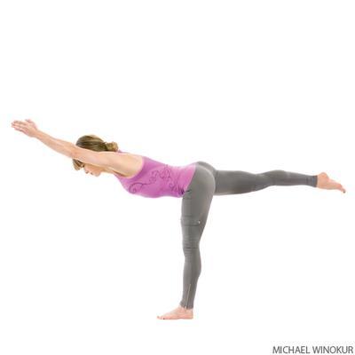 Bentuk Bokong Indah Dengan Yoga