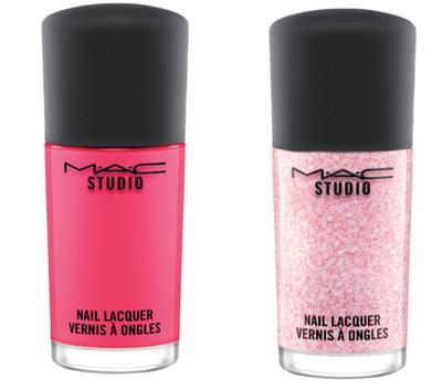 MAC Flamingo Park Studio Nail Lacquer