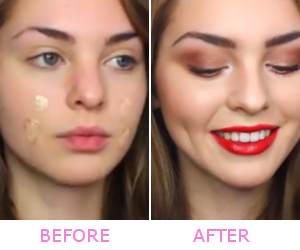 Tutorial Makeup Ala Miranda Kerr