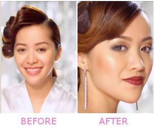 Tutorial Makeup Elegan & Glamor untuk Malam Tahun Baru