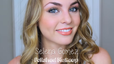 Tutorial Makaeup ala Selena Gomez