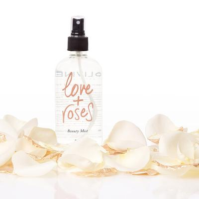Olivine Atelier Love + Roses Beauty Mist