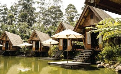 Tempat Makan Romantis di Indonesia (Bagian 1)