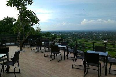 4. Abhayagiri Restaurant, Yogyakarta