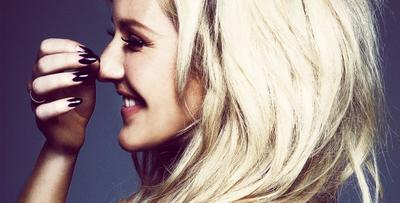 Ellie Goulding Dengan Parfum