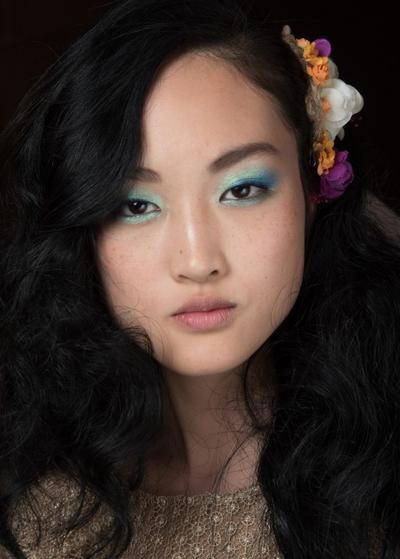 Mermaid Eye Makeup, Alyssa Hertzig