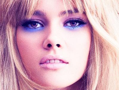 Playful Eye Makeup, Andrea Artberry