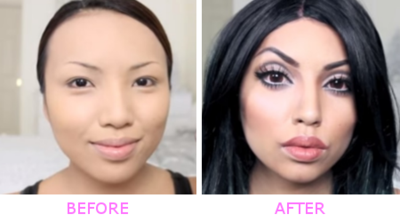 Tutorial Makeup ala Kylie Jenner