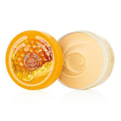 2. The Body Shop Honeymania Body Scrub