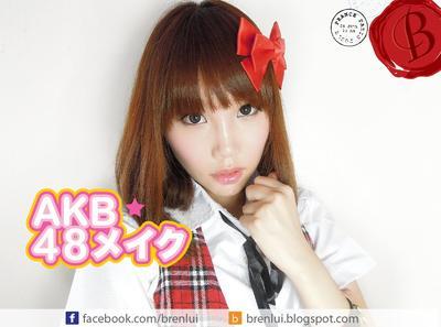 Tutorial Makeup ala AKB48