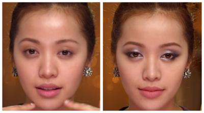 Tampilan Sempurna Dengan Makeup