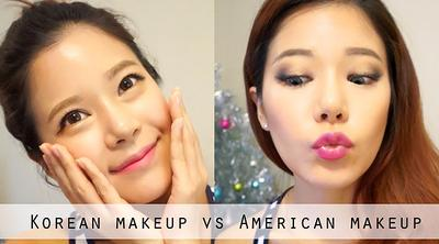 Tutorial Makeup ala Korea vs Amerika