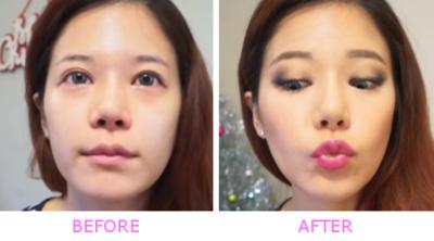 Makeup Korea vs Makeup Amerika