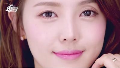 Makeup Bernuansa Pink & Romantis Dengan Etude House Play 101 Pencil