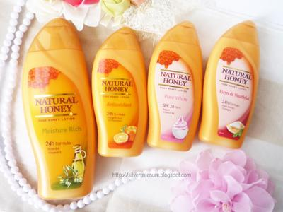 8. Natural Honey
