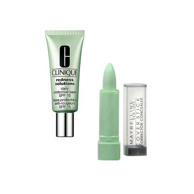 Color Correcting Concealer: Hijau