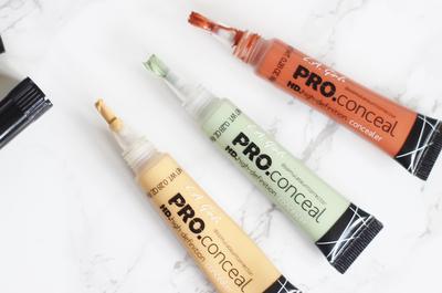 Rekomendasi Produk Color Correcting Concealer