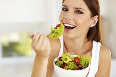2. Konsumsi Sayuran & Buah-Buahan