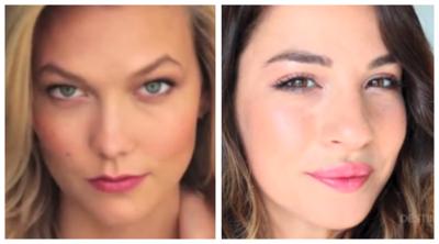 Ciptakan Flawless Face Seperti Karlie Kloss Dengan Makeup