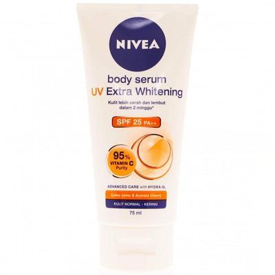 3. Nivea Body Serum UV Extra Whitening